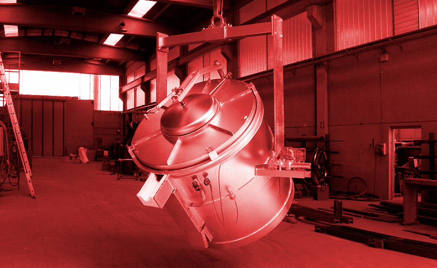 Aluminium transport and handling